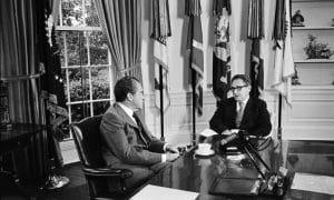 Nixon e Kissenger