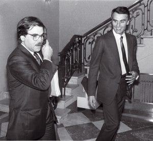 Cavaco Silva e Dias Loureiro