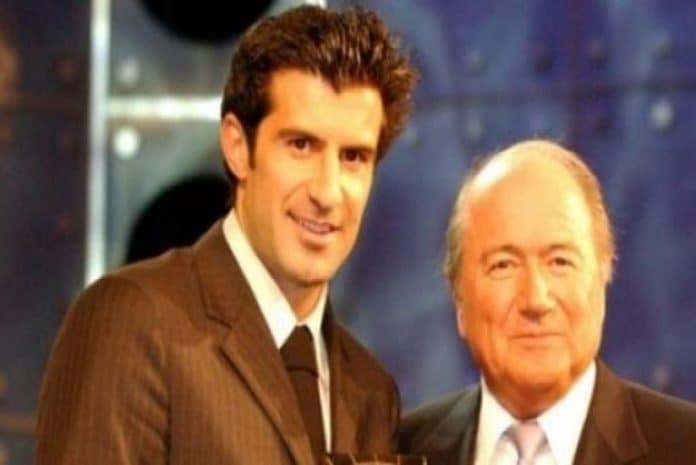 Corrupção da FIFA