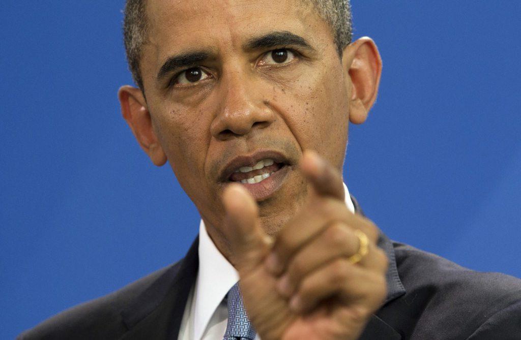 Obama no controlo das comunicações