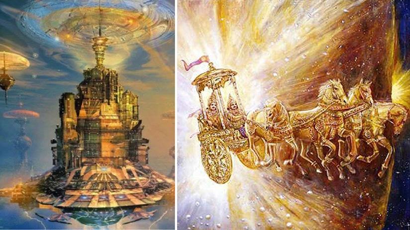 Máquinas voadoras ancestrais