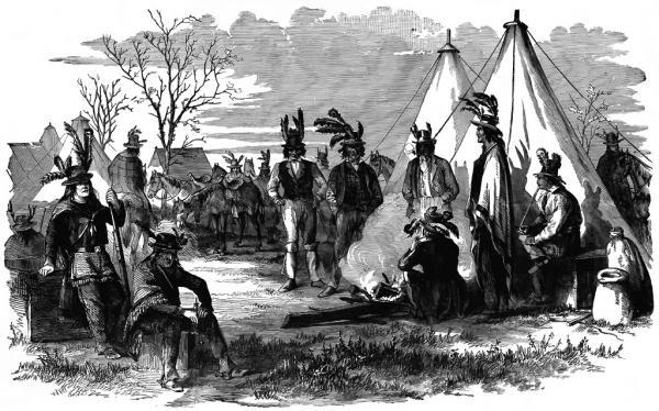 Índios Delaware