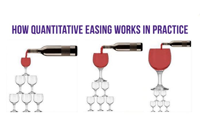 Como Funciona o Quantitative Easing?