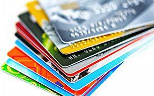 Consumo através de cartões de credito
