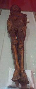 Múmia encontrada nas Ilhas das Canárias