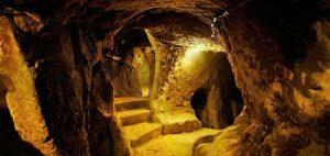 Tunéis subterrâneos na Europa