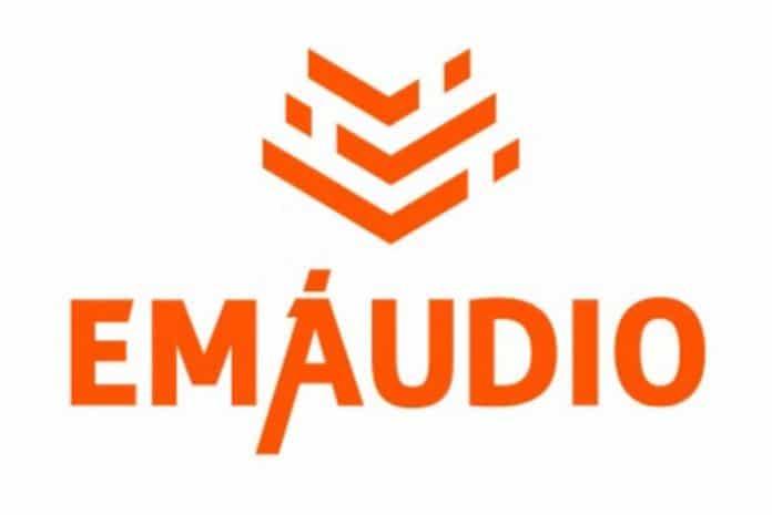 Logotipo da Emáudio