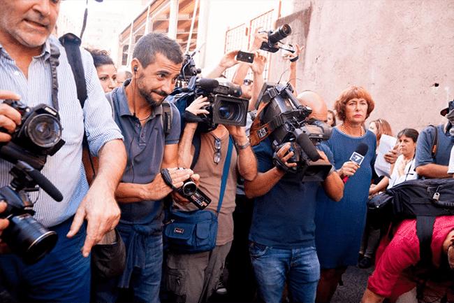 Reporteres da Reuters