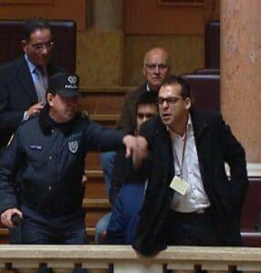 Intervenção de Ivo Margarido no Parlamento