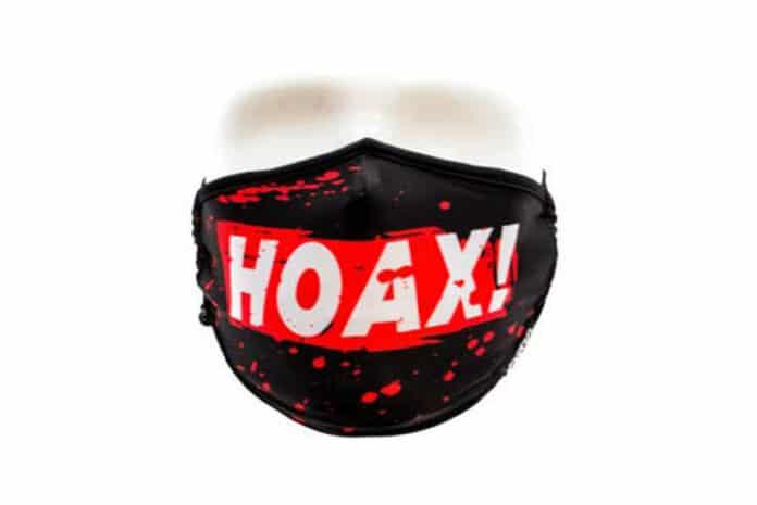 As máscaras não são eficazes nem saudáveis