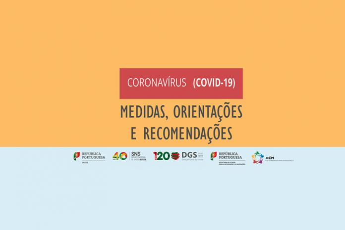 Medidas para prevenir a COVID-19