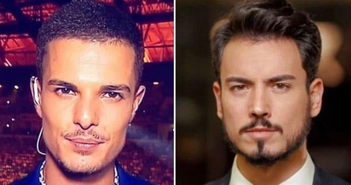 Emanuel Monteiro e André Carvalho Ramos