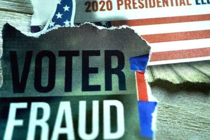 Fraude nas eleições americanas de 2020