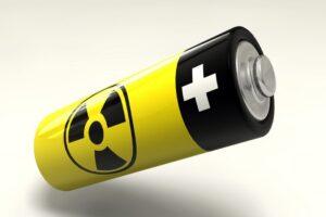 pilha de energia nuclear