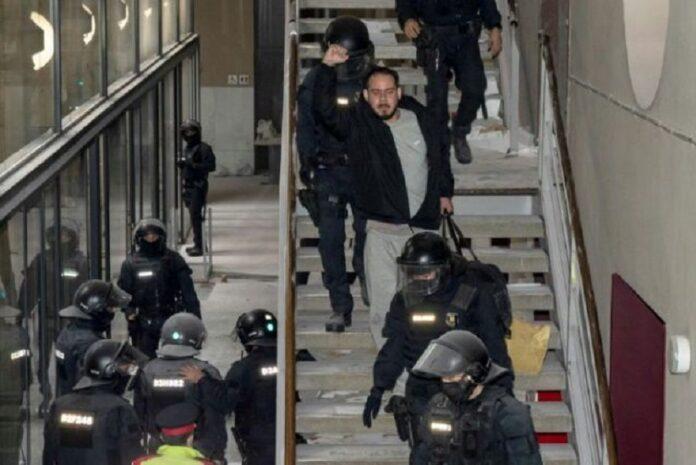 Pablo Hasel detido