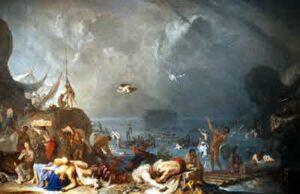 Dilúvio na mitologia grega