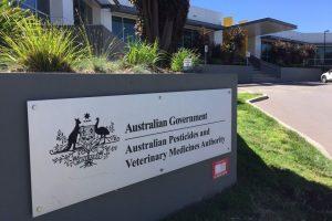 Autoridade Australiana de Pesticidas e Medicamentos Veterinários