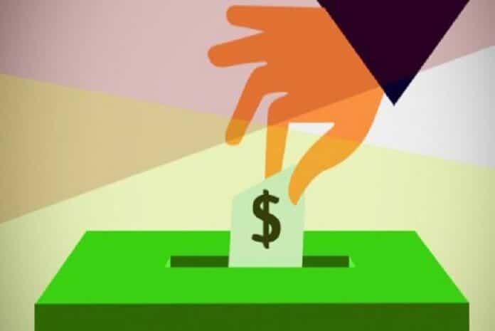 Financiamento de partidos políticos