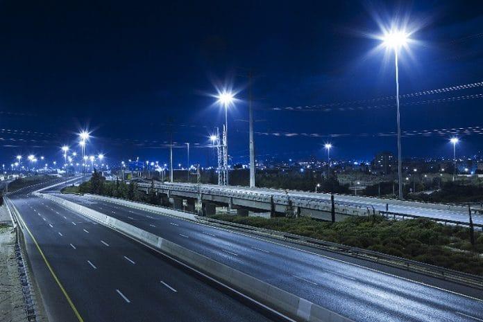 Iluminação de rua LED