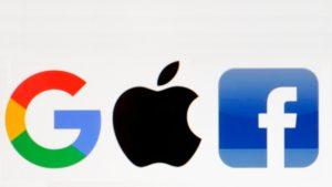 Apple, Google e Facebook