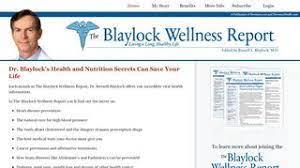 Blaylock Wellness Report