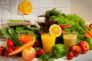 Dieta na terapia Gerson