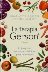 """Livro """"A Terapia Gerson"""""""