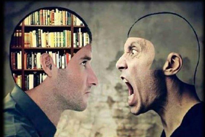 Conhecimento / Ausência de conhecimento