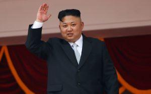 Grande Grande líder actual na Coreia do Norte líder actual na Coreia do Norte Kim Jong-un