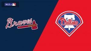 Atlanta Braves vs. Phildelphia Phillies