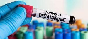 Covid-19 - Variante Delta